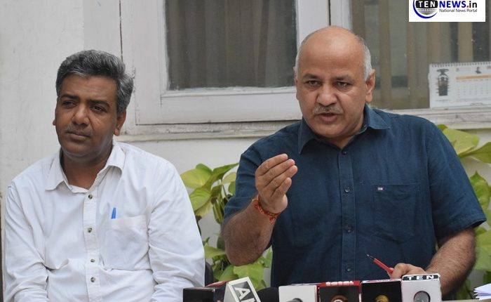 Delhi govt schools break its own record, pass Percentage up by 3.6%, Manish Sisodia congratulates students