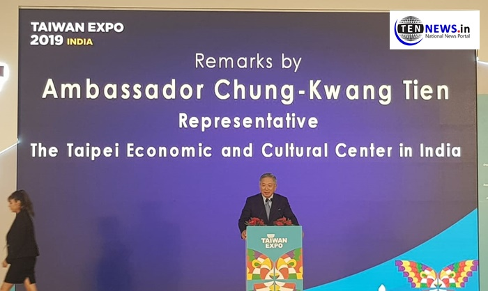 Taiwan Expo 2019 begins in National Capital, Expected to boost trade ties between two countries