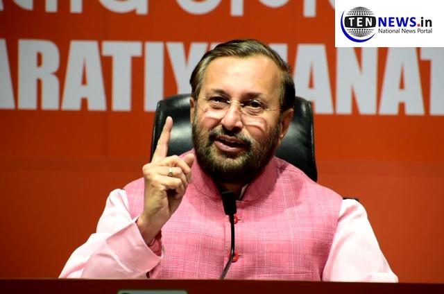 BJP prakash javedkar