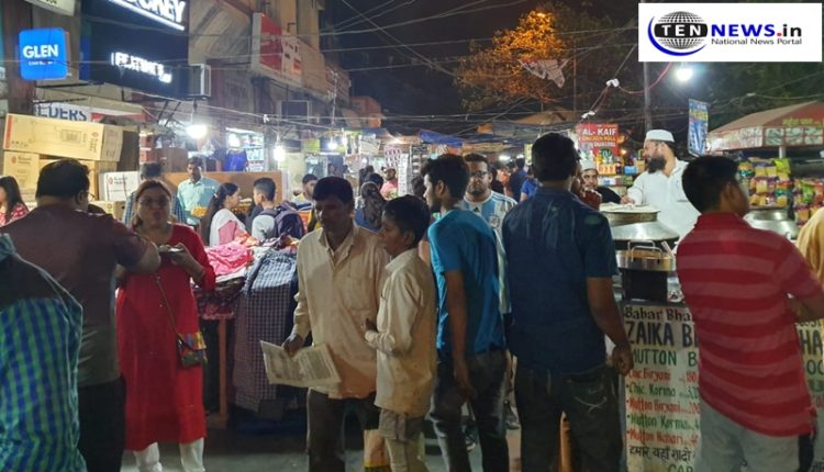 Noida's Bramhaputra Market struggles with Civic issues, residents blame administration