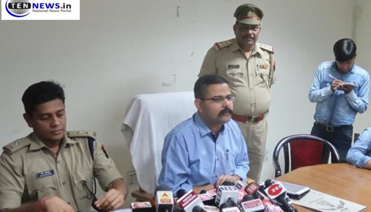 Noida SSP Vaibhav Krishna briefs about the missing Kashmiri student alleged to be in Pakistan jail