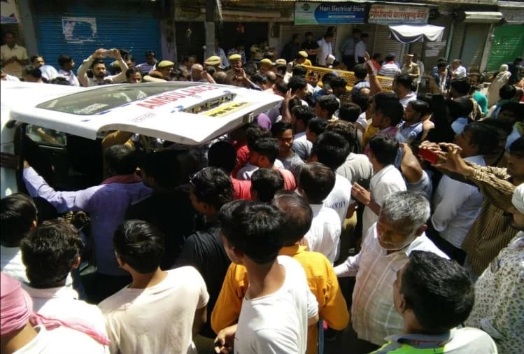 Mathura Mob Lynching: Lassi vendor Bharat Yadav hecked to death by