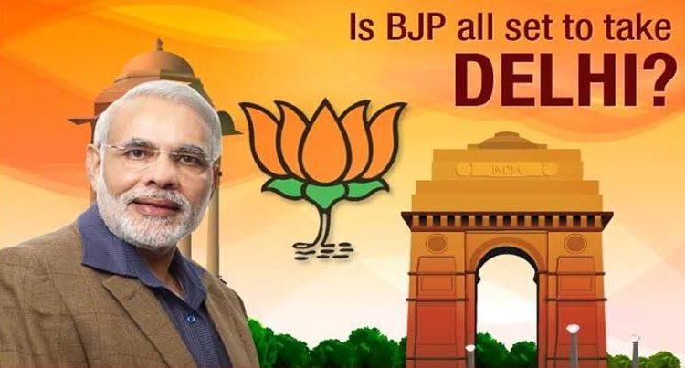 After winning Lok Sabha Elections, BJP Kick Start 'Mission Delhi'