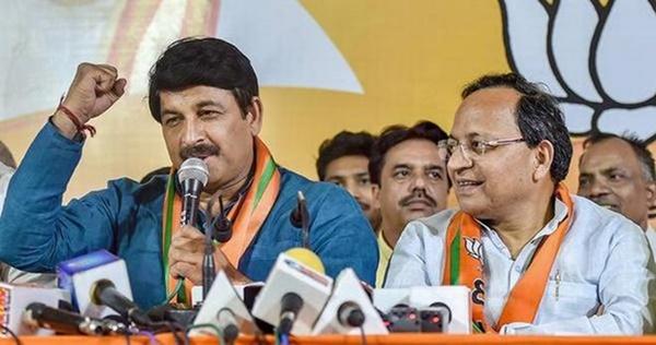मनोज तिवारी ने बीजेपी की जीत को बताया ऐतिहासिक , कहा जनता के बीच बरकरार है मोदी मैजिक
