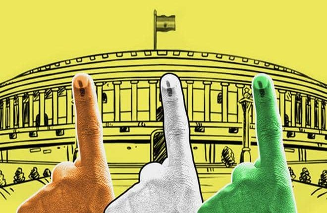 Live Results of Lok Sabha Elections 2019