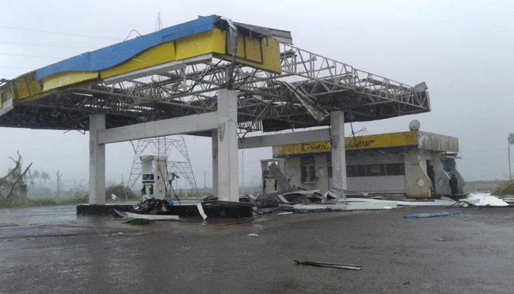 India Cyclone Fani
