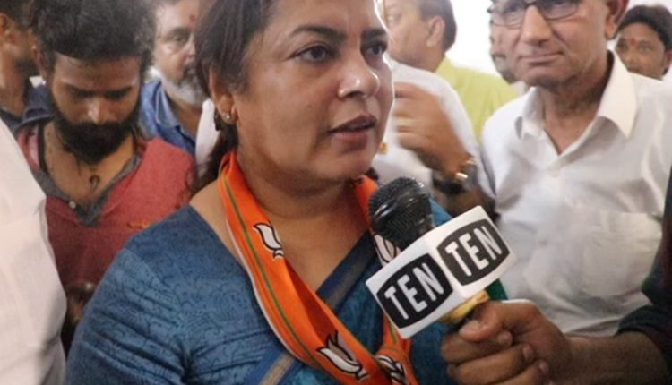 """""""I am known as an honest and hardworking leader, People will again choose me"""": Meenakshi Lekhi"""