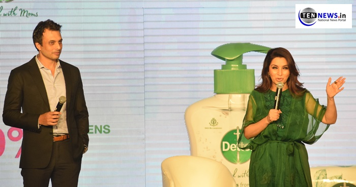 """Dettol launches """"Dettol co created with Moms"""" range of products with 0% dyes and parabens"""