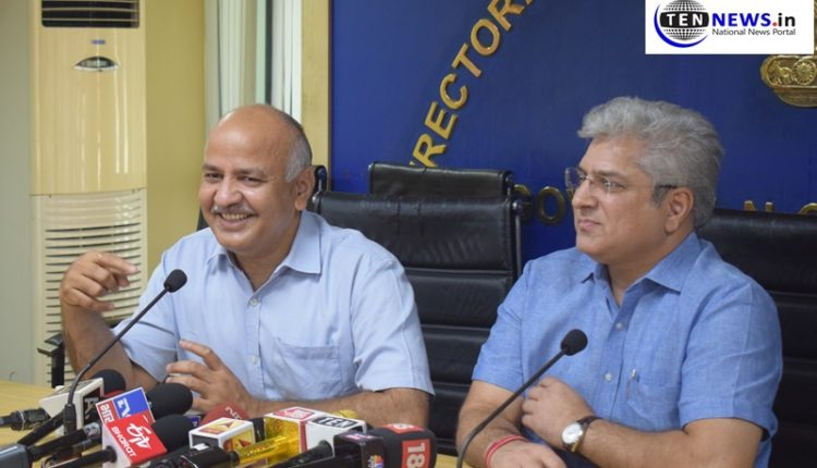 Manish Sisodia : BJP is against the proposal of free ride to women in Metro and Bus