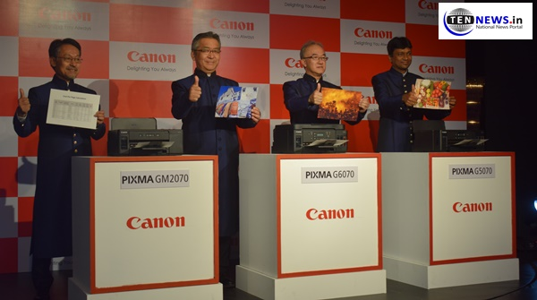 Canon India Expands Pixma G-Series Printers technology in