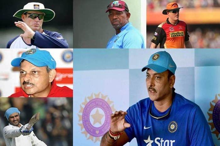 Who Should Become Indian Cricket Team S Next Head Coach