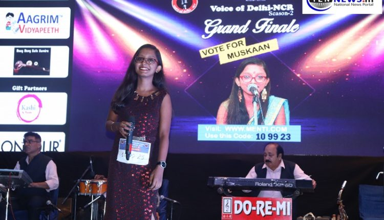 Photo Highlights: Grand Finale, DMS Aarohi-Voice of Delhi NCR-2
