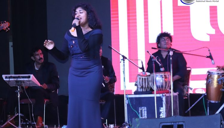 Video Highlights of grand finale of Golden Voice of Delhi NCR