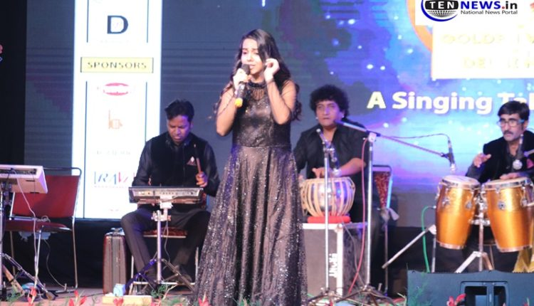 Photo Highlights of grand finale of Golden Voice of Delhi NCR