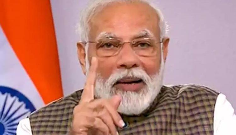 Modi announces 21 days Nationwide curfew to combat Corona