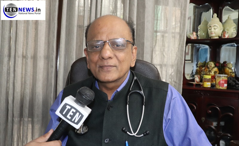 Avoid public gatherings, wash hands frequently: Ex-IMA National President Dr KK Aggarwal