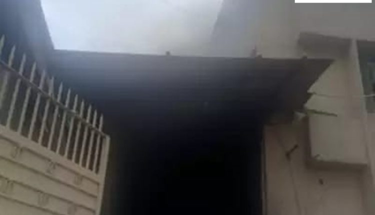 Fire breaks out at a factory in Delhi's Jahangirpuri, no injuries reported