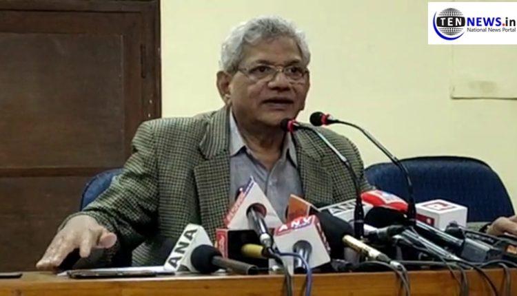 CPI (M) targets Centre over CAA, COVID-19, Delhi violence, economic recession