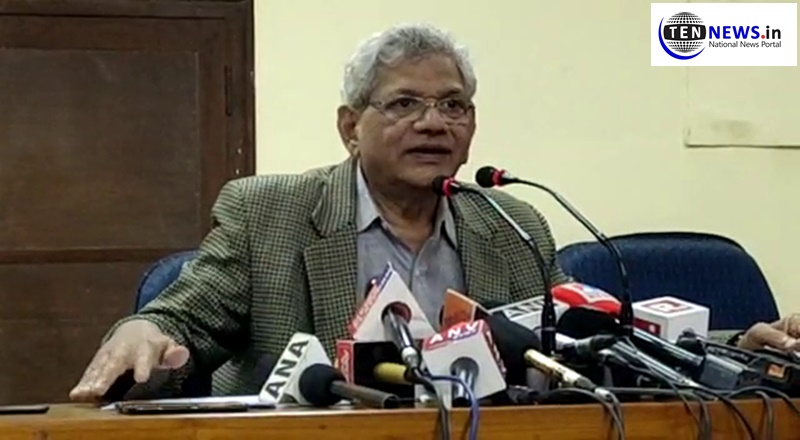 CPI (M) targets Centre over CAA, COVID-19, Delhi violence, economic recession