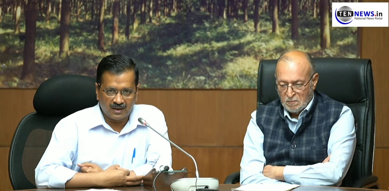 Delhi CM Kejriwal announces E-pass for delivery of essential goods