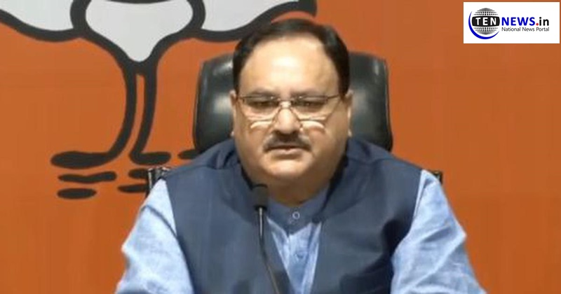 BJP Chief JP Nadda urges party members to give up one meal
