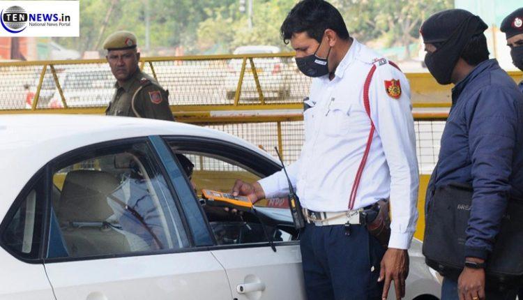 Delhi-traffic-police-asi-tests-corona-positive