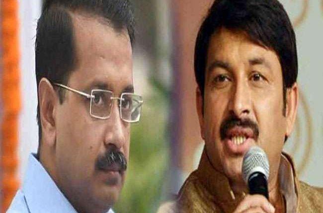 manoj-tiwari-demands-all-party-meeting-to-discuss-water-logging-in-delhi
