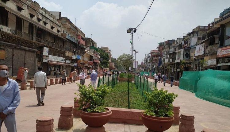 delhi-cm-kejriwal-inspects-chandni-chowk