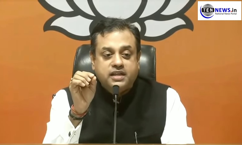 Sambit Patra demands CBI investigation of phone tapping scam in Rajasthan
