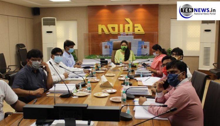 4640-crore-budget-passed-noida-authority
