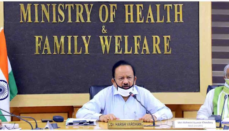 shri-harsh-vardhan-set-to-be-the-chairman-of-who-executive-board