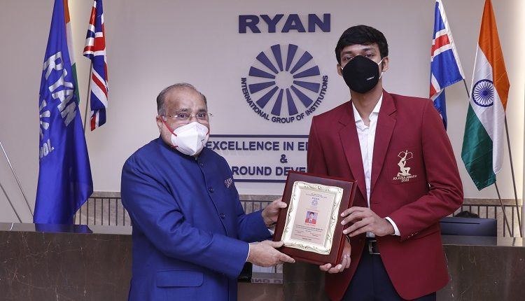 Chirag Shetty_Dr.A.F Pinto_Ryan International School