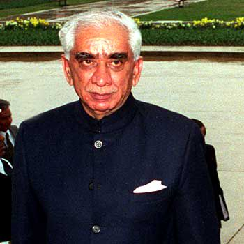 Former Union Minister Major Jaswant Singh