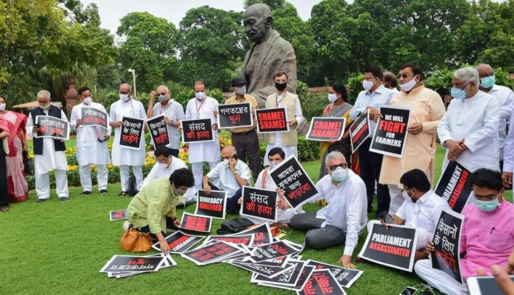 farmer-bill-protest-opposition-meeting-with-president-ramnath-kovind