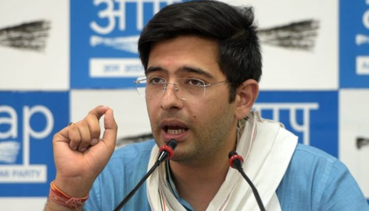 aap-leader-raghav-chadha-says-relief-given-to-water-defaulters