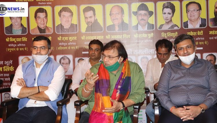 Actor Rakesh Bedi to play Vibhishan's role in Ramleela in Ayodhya starting from 17th October