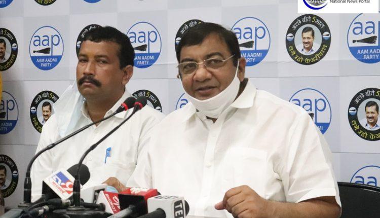 AAP to demand resignation of Haryana's CM over farm bills, says Rajya Sabha MP Sushil Gupta
