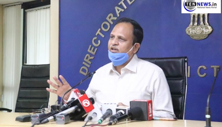 IDelhi Health Minister demands ban on thermal power plants amid increasing air pollution