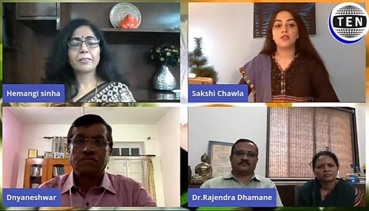 story-of-dr-rajendra-and-sucheta-dhamane-ten-news-live