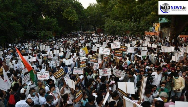 delhi-police-registers-case-over-violation-of-section-144-for-protests