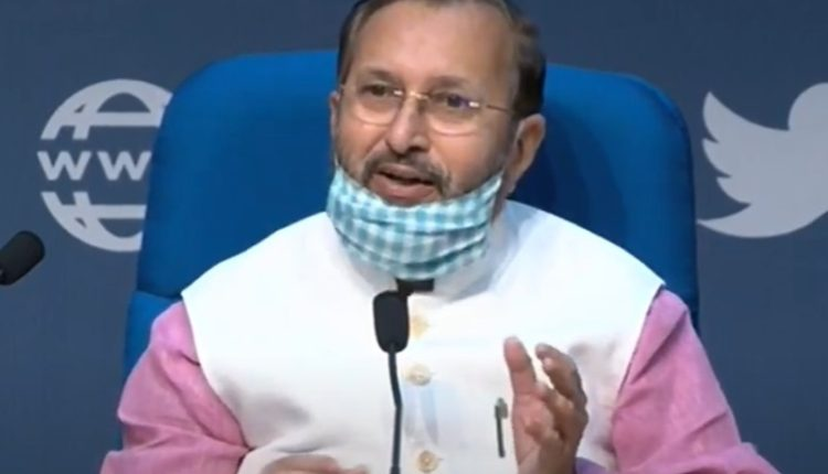 Multiplex, Theater to reopen from 15th October, says Prakash Javadekar