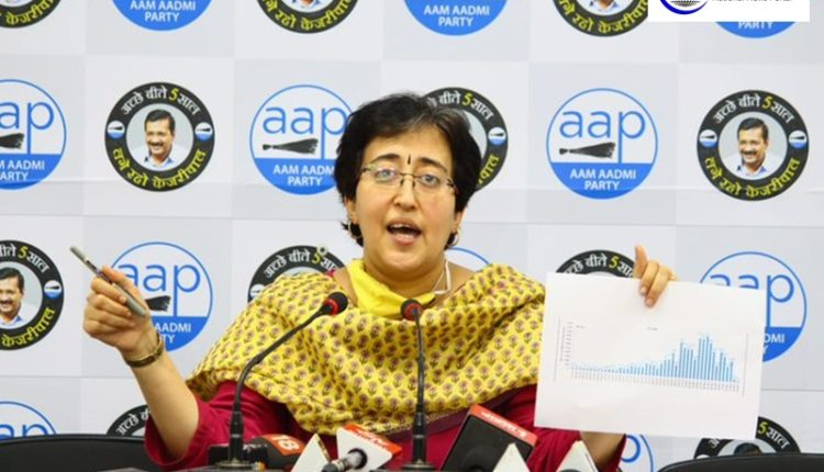 Delhi: Atishi takes dig at Haryana, Punjab govt, says AQI now improving as parali burning decreases