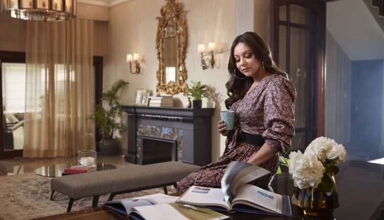 Gauri Khan in her Delhi Home_Airbnb 'Home with Open Arms'